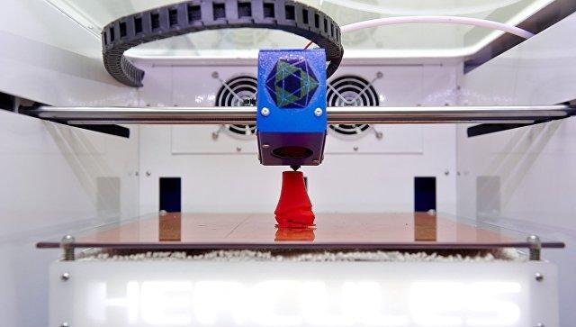 Печать костей на 3d  принтере